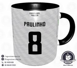 Caneca Corinthians - Camisa 2012 Mundial - Porcelana 325 ml 3
