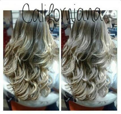Mechas / Luzes / Californiana / Ombré Hair