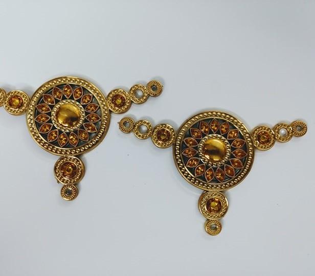Mandala ABS Amarela