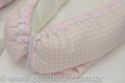 ninho para bebê Gales Rosa 2
