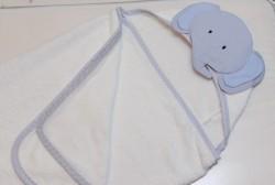 Toalha de Banho de Elefantinho 1