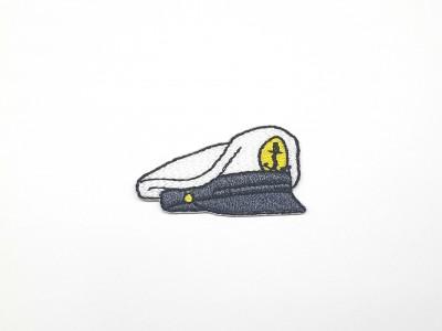 Patch Cap Capitão