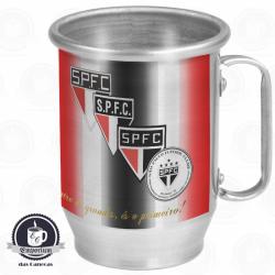 Caneca de Chopp São Paulo FC - Alumínio 600 ml 2