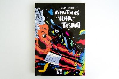 Aventuras na Ilha do Tesouro - Pedro Cobiaco