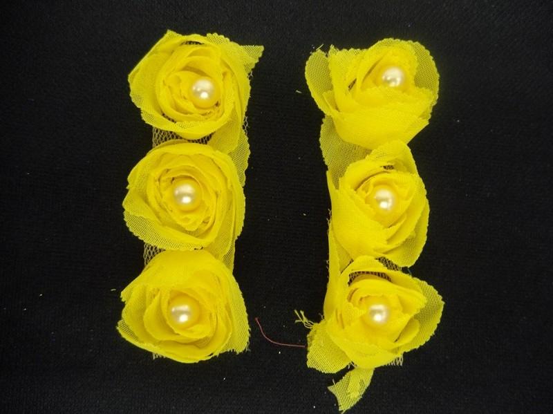 Flor Verão Amarela