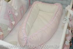 ninho para bebê Gales Rosa 4