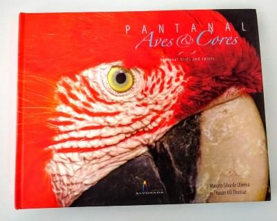 LIVRO: PANTANAL AVES E CORES