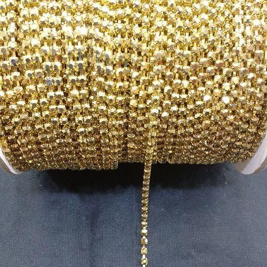 Strass Ouro Velho 12 S. M 350