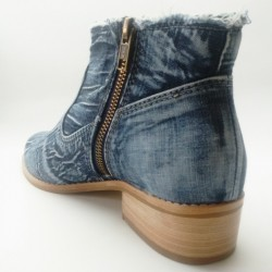 Biker Jeans Escura - de 179,00 por 3