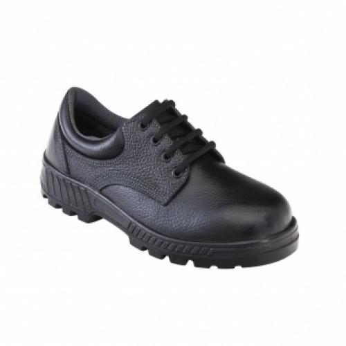 Sapato em Couro de Segurança de AMARRAR
