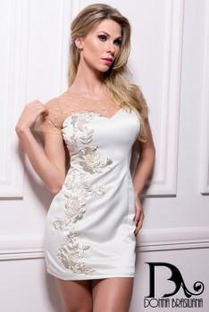 Vestido Pérolas OFF WHITE 2