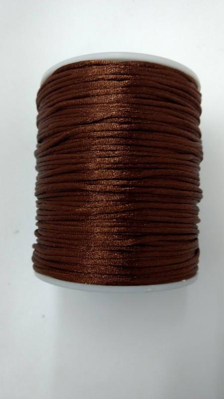 Fio de seda Marron Chocolate 1º Qualidade