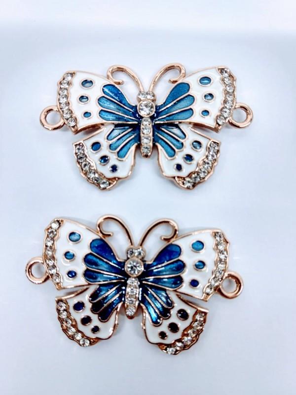 Borboleta Vandeco Azul Royal
