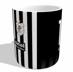 Caneca Americano-RJ - Camisa 2017 Home - Porcelana 325 ml 2
