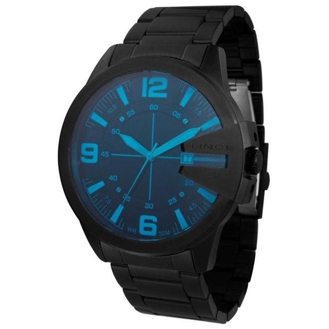 9e0f881c7c3 Relógio Masculino Orient Analógico MBSS1336D2SX - Prata