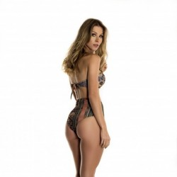 BIQUINI JUNGLE LYCRA INFERIOR HOT PANTS 3