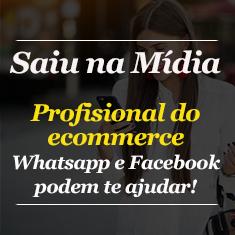 whatsapp e o facebook