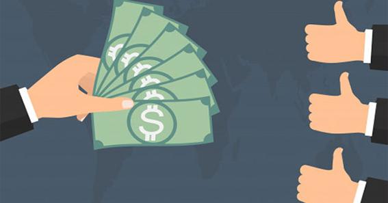 marketplace dinheiro